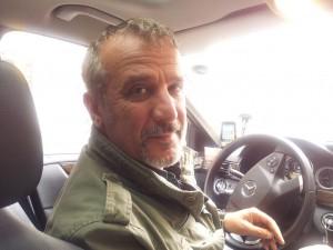 Mehmet, der Taxifahrer aus Berlin